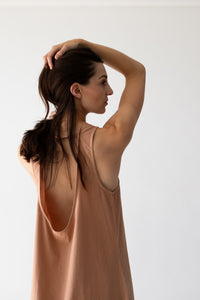 Aina dress - Nude
