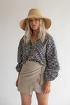 Cisco Shirt- Gingham
