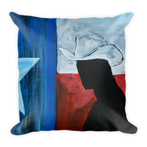 Texas Cowboy Pillow