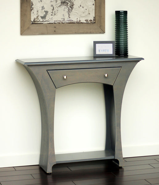 Console table, hall table, entry table for the foyer