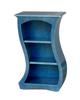 Dust Furniture - Bookcase No.12 in Indigo Stain.  Designed by Vincent T Leman