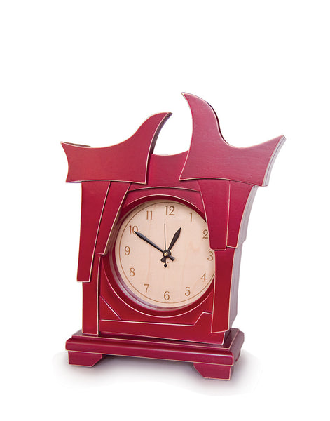 Clock No. 4 - Mantel Clock