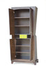 Modern Storage Cabinet -  Drawer in Door by Dust Furniture* - Doors Open Detail
