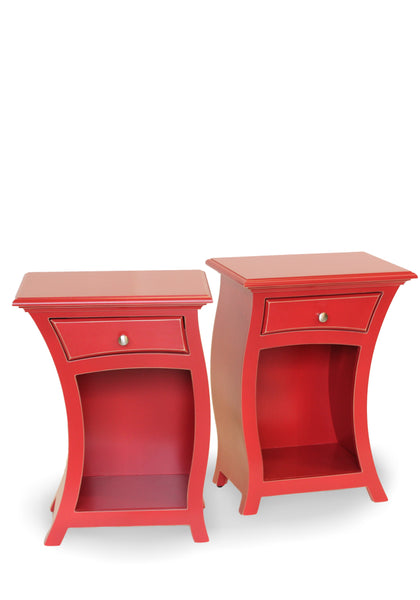 Table No.3 - Colorful bedside table set by Dust Furniture