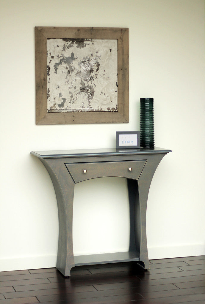 Console table for the foyer by dust furniture*.