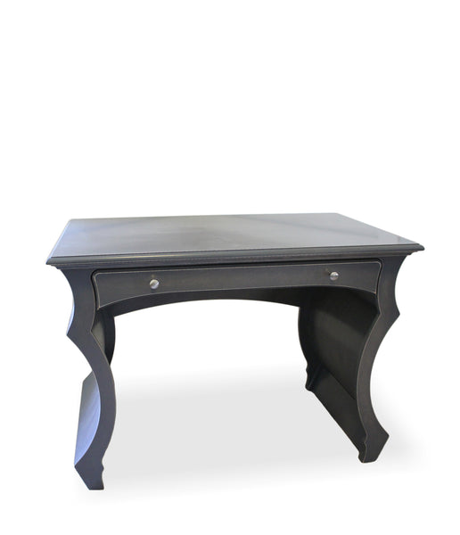 dust furniture* - writing desk in slate stain
