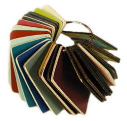 Dust Furniture Painted Finishes Color Swatch Book