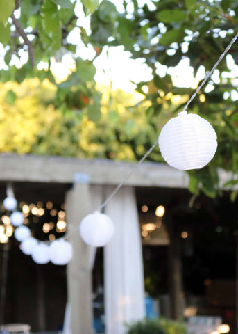 Mini Solar Lantern String Light