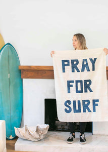 Pray for Surf Banner