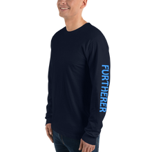 Load image into Gallery viewer, Generic Sleeve Logo Long Sleeve Tee