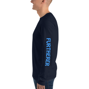 Generic Sleeve Logo Long Sleeve Tee