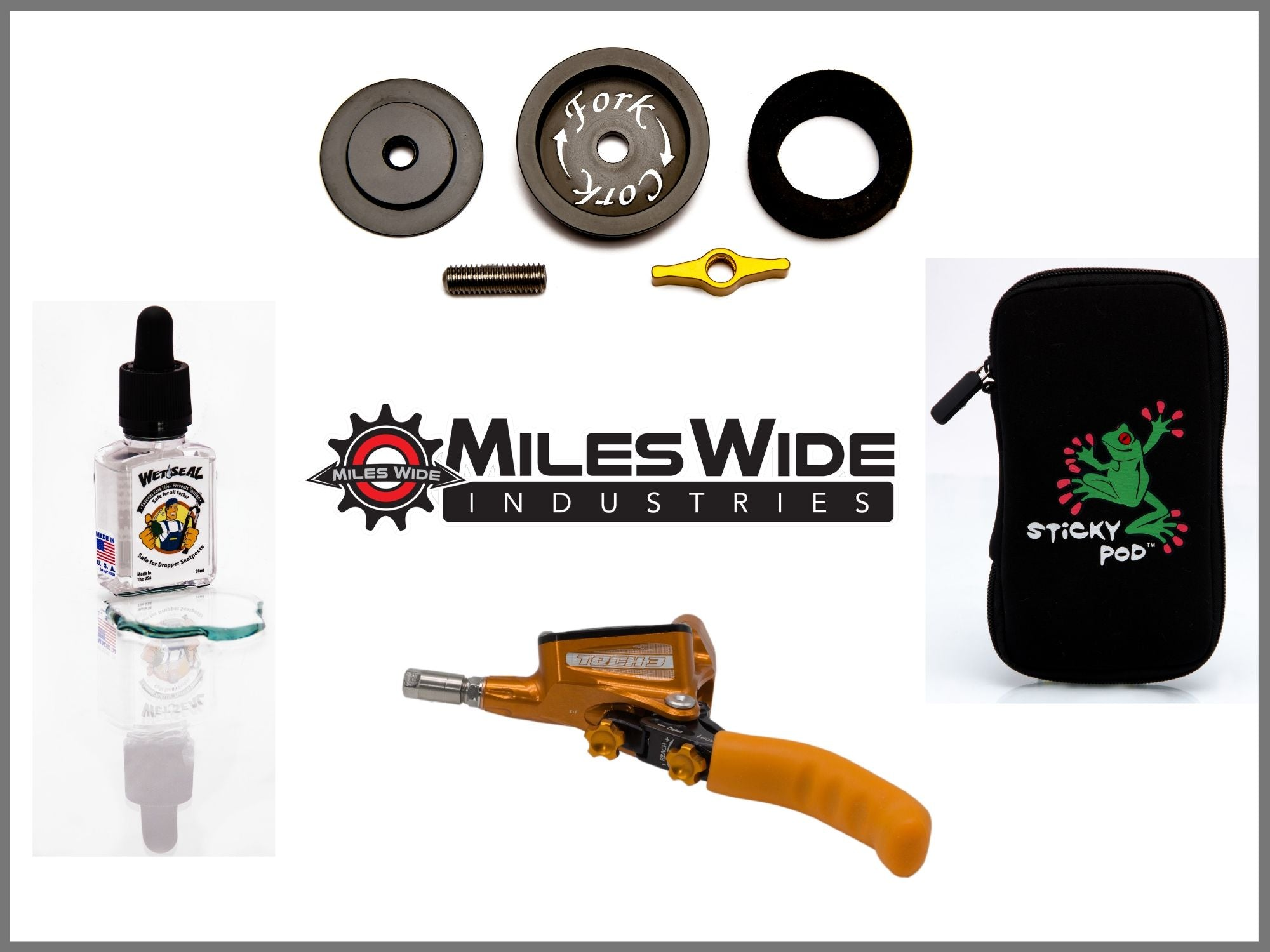 Miles Wide Industries Collection