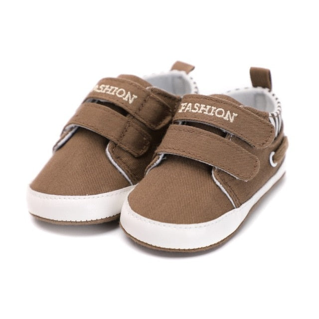 Baby Shoes Two Strap