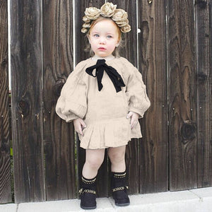 Baby Bowknot Pageant Dress
