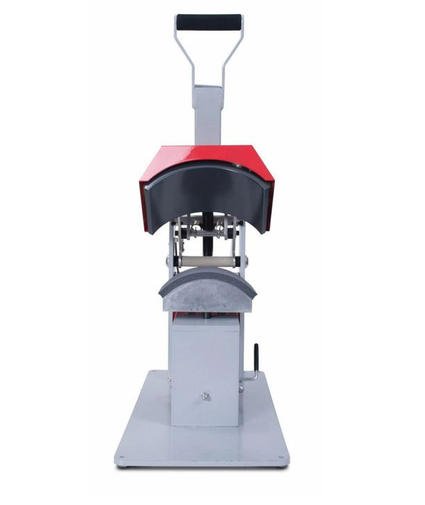 Red Siser Hat Heat Press / Hat Heat Press / Heat Press / Machine / Siser Press / Siser Cap Press / Hat Press/ Siser