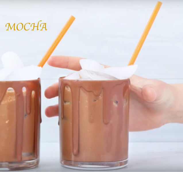 MOCHA: Perfect gourmet coffee & premium chocolate combo