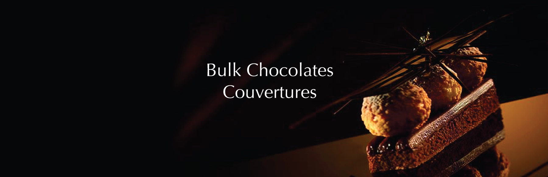Belcolade Bulk Chocolate - Couverture