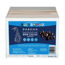 Load image into Gallery viewer, PASCHA Organic Semi-Sweet Bulk Baking Chocolate Chips 10LB | Vegan & Allergen Free