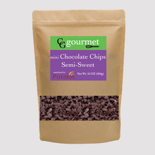 Load image into Gallery viewer, Puratos mini dark chocolate chips