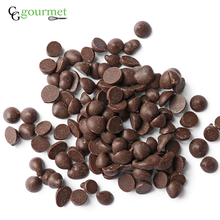 Load image into Gallery viewer, PASCHA Organic Bitter-Sweet Bulk Baking Chocolate Chips 10LB | Vegan & Allergen Free
