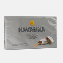 Load image into Gallery viewer, HAVANNA 6 Alfajores filled with Dulce de Leche and covered in Italian White Merengue