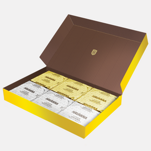 HAVANNA Alfajores Gift Box- Dark & White Chocolate | Classic Meringue (12 alfajores)