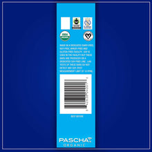 Load image into Gallery viewer, PASCHA Organic 4-pack Snack Size VEGAN MILK (rice) CHOCOLATE Bar