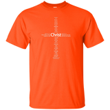 eThought Christian Apparel - Raised Up With Christ - Ultra Cotton T-Shirt