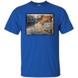eThought Christian Apparel - As the Deer Pants for the Water - Ultra Cotton T-Shirt