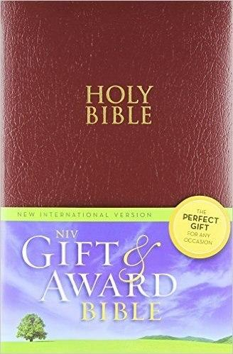 Themes - NIV, Gift And Award Bible