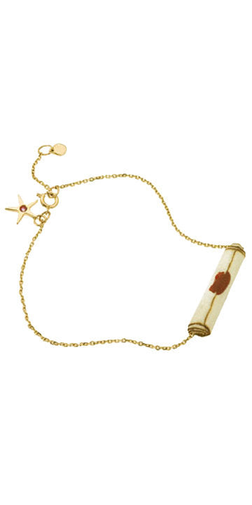 P.S. by Yael Gold Wish Bracelet
