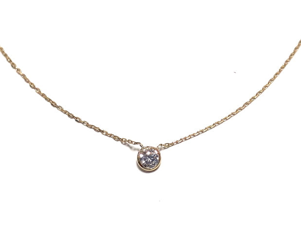 Collier rond d'oxyde
