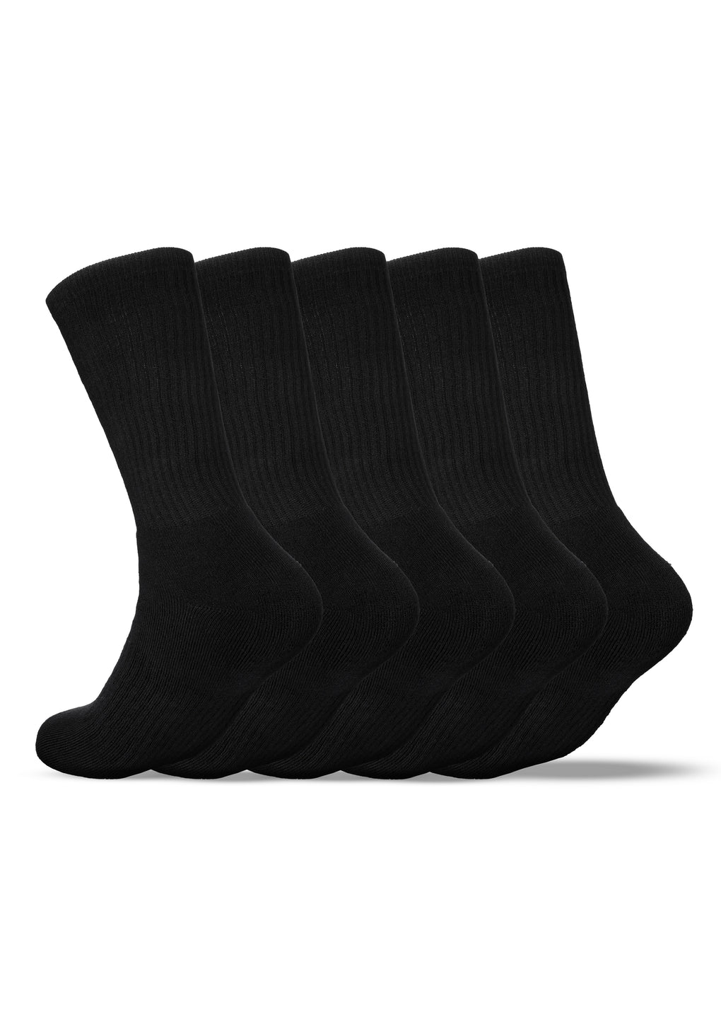 Conduct Bamboo Socks 5 Pack