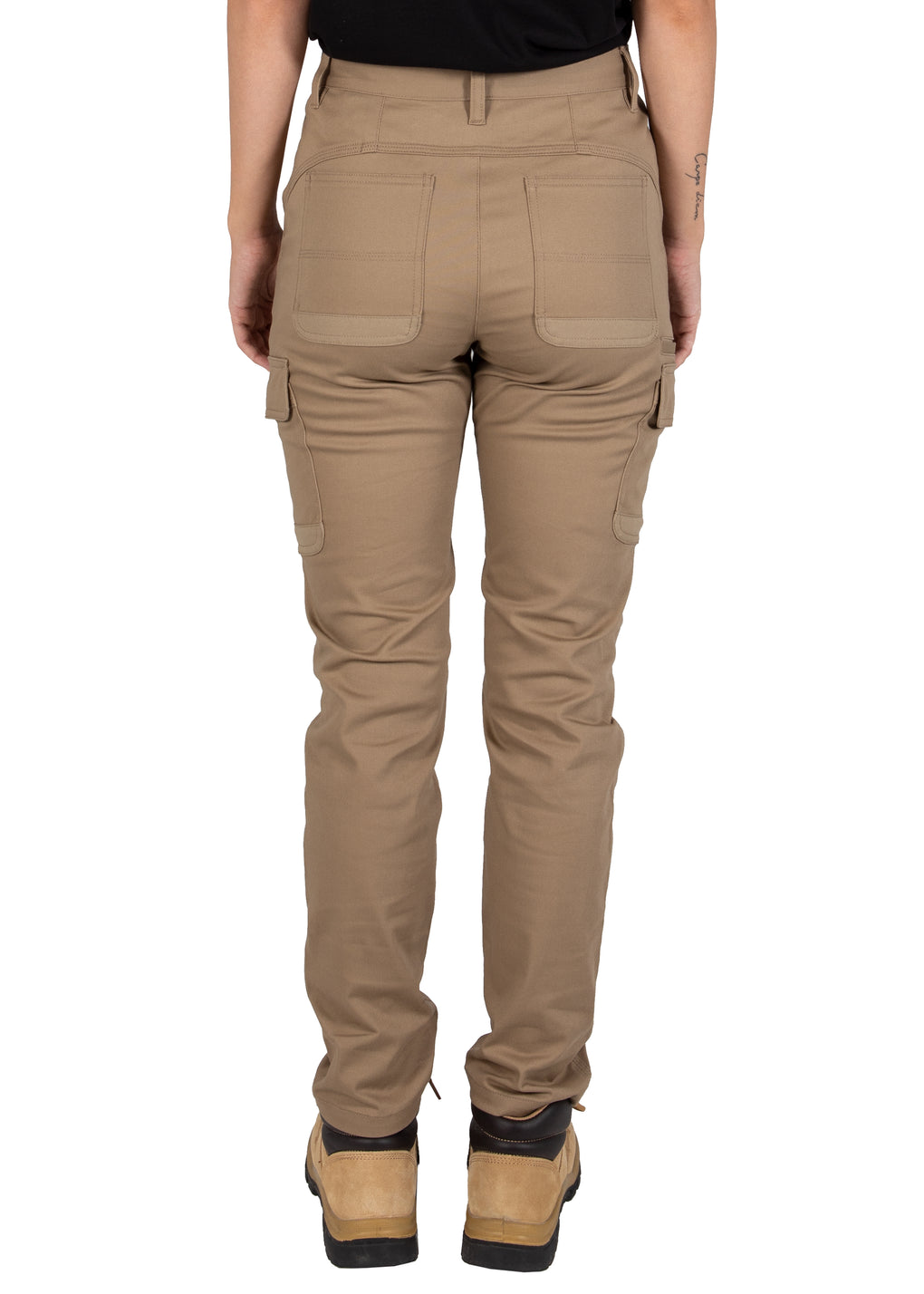 Ladies Staple Cargo Work Pants