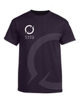 DarkZero Watermark T-Shirt - Midnight Purple