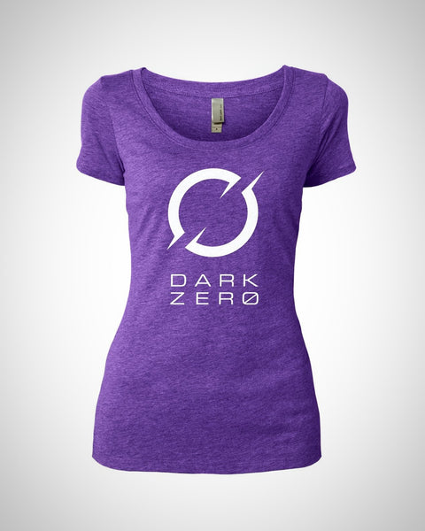 DarkZero Ladies Shirt - Dusk Purple