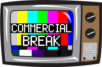 commercial break