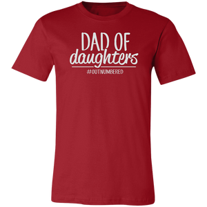 Dad of Daughters Tee