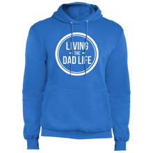 Load image into Gallery viewer, Living the Dad Life - Core Fleece Pullover Hoodie
