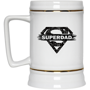 Super Dad - Beer Stein 22oz.