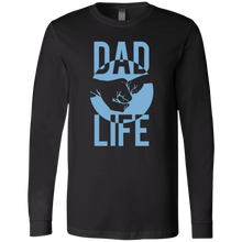 Load image into Gallery viewer, Dad Life: Fist Bump Long Sleeve Tee