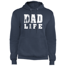Load image into Gallery viewer, Dad Life Tee 2 - Fleece Pullover Hoodie