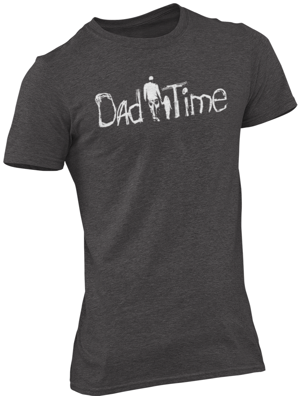 Dad Time Tee - One Girl - DT100