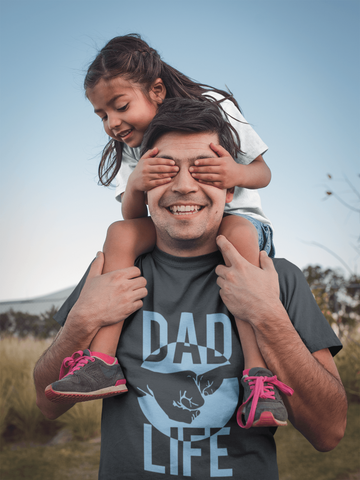 Dad Life: Fist Bump (Limited Edition) T-Shirts The Dad Corp.