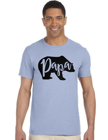 Image of Papa Bear Tee