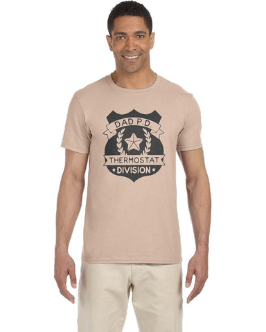 Image of Thermostat Police Tee
