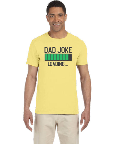 Image of Dad Joke Loading...Tee