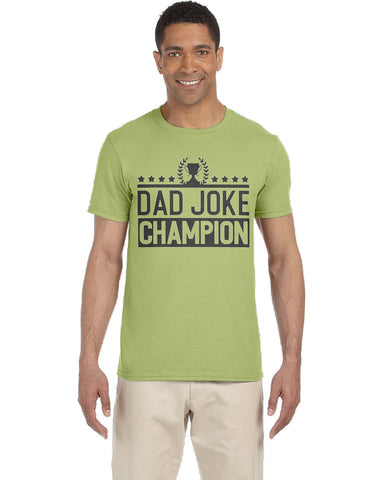 Image of Dad Joke Champion Tee