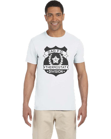 Thermostat Police Tee