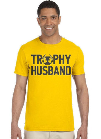 Trophy Husband Tee